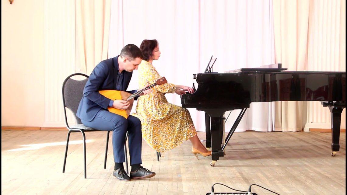 Концерт, посвящённый 100-летию А. Пьяццоллы
