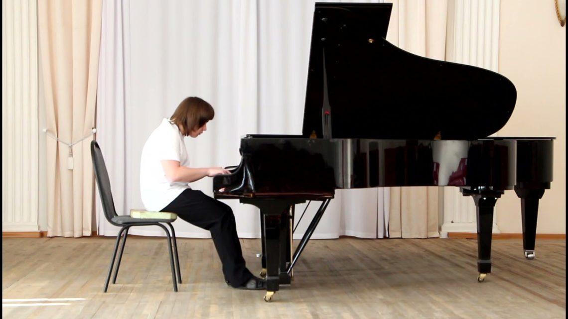 Отчетный концерт фортепианного отделения 2021